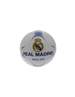 Pallone Ufficiale Real Madrid 2017/18 in cuoio mis. 5