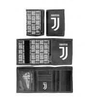 Portafoglio sport Juventus bianconero