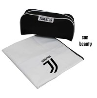 Telo sport con beauty ufficiale Juventus