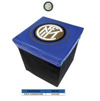 Pouf contenitore Inter