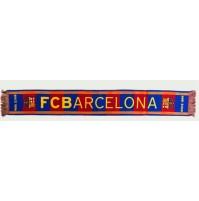 Sciarpa Barcellona Ufficiale 140x20 cm