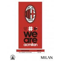 Telo mare Milan ufficiale 2017 misura bambino