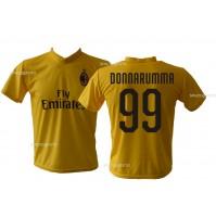 Maglia Milan ufficiale Donnarumma 99 replica 2018/19