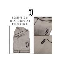 Accappatoio Juventus ufficiale adulto in microspugna 2018 2019 a434b31824a
