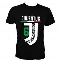 Maglietta Juventus 6 Unica