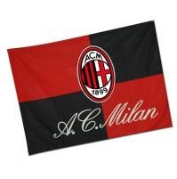 Bandiera Milan 100x140 cm