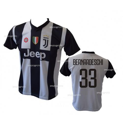 a60fc7788bc7bc Maglia Juventus Bernardeschi 33 ufficiale replica 2018-19