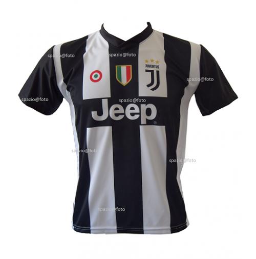 38cee6f7c50fde Maglia Juventus ufficiale replica 2018/19 con giocatore